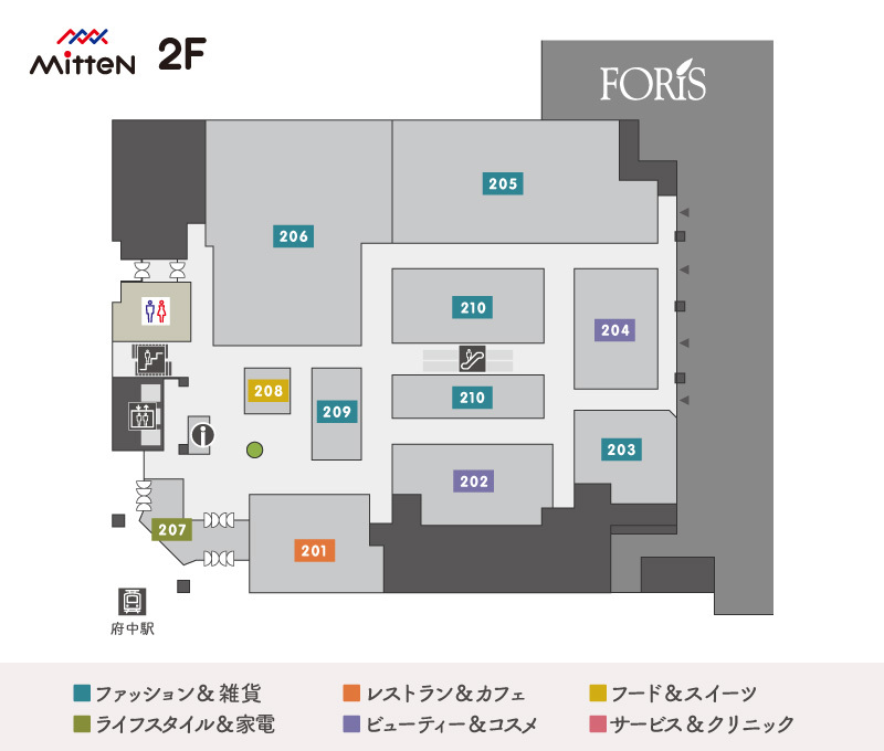 map-m2f